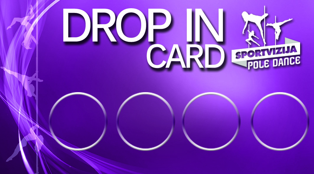 Drop In kartica